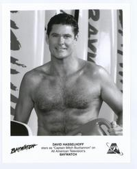 Baywatch - 8 x 10 B&W Photo #1