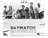 Baywatch - 8 x 10 B&W Photo #3