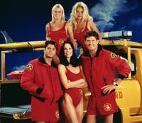 Baywatch - 8 x 10 Color Photo #1