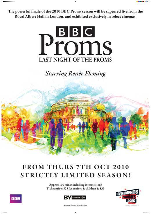 BBC Proms movie