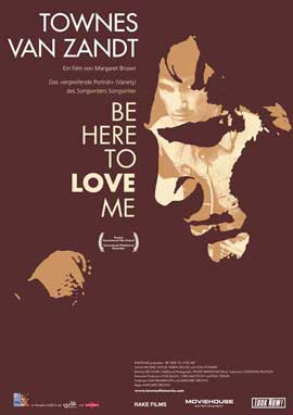 Be Here to Love Me - 11 x 17 Movie Poster - Swiss Style A