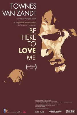 Be Here to Love Me - 27 x 40 Movie Poster - Swiss Style A