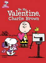 Be My Valentine Charlie Brown - 11 x 17 Movie Poster - Style A