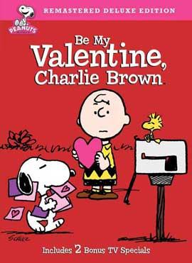 Be My Valentine, Charlie Brown - 27 x 40 Movie Poster - Style A