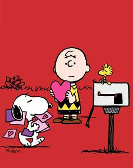 Be My Valentine, Charlie Brown - 11 x 17 Movie Poster - Style B