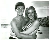 Beach Blanket Bingo - 8 x 10 B&W Photo #2