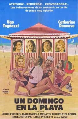 Beach House - 11 x 17 Movie Poster - Spanish Style A