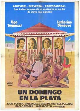 Beach House - 27 x 40 Movie Poster - Spanish Style A
