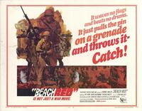 Beach Red - 11 x 14 Movie Poster - Style A