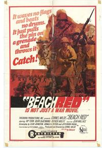 Beach Red - 43 x 62 Movie Poster - Bus Shelter Style A