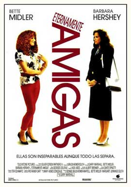 Beaches - 11 x 17 Movie Poster - Spanish Style A