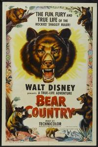 Bear Country - 11 x 17 Movie Poster - Style A
