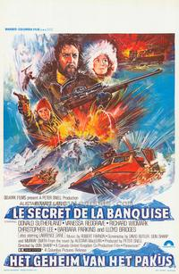 Bear Island - 11 x 17 Movie Poster - Belgian Style A