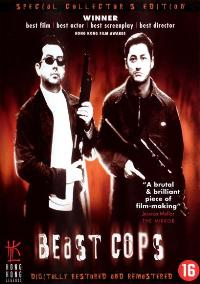 Beast Cops - 27 x 40 Movie Poster - Danish Style A