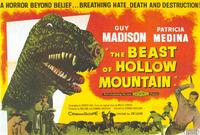 Beast of Hollow Mountain - 11 x 14 Movie Poster - Style A