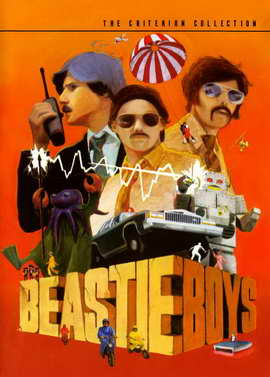 Beastie Boys: Video Anthology - 11 x 17 Movie Poster - Style A