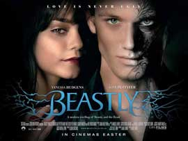 Beastly - 11 x 17 Movie Poster - UK Style A