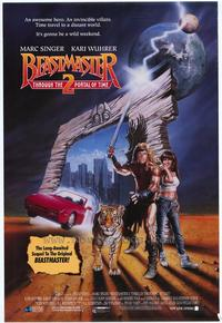 Beastmaster 2: Through the Portal of Time - 27 x 40 Movie Poster - Style A
