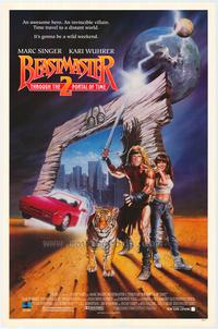 Beastmaster 2: Through the Portal of Time - 43 x 62 Movie Poster - Bus Shelter Style A