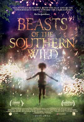 Beasts of the Southern Wild - 43 x 62 Movie Poster - Bus Shelter Style A