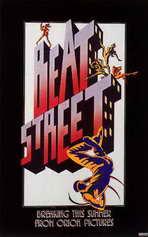 Beat Street - 11 x 17 Movie Poster - Style B