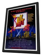 Beat Street - 27 x 40 Movie Poster - Style A - in Deluxe Wood Frame