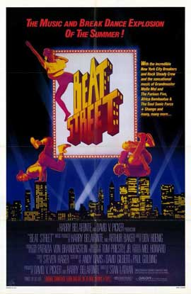 Beat Street - 11 x 17 Movie Poster - Style A