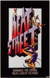 Beat Street - 43 x 62 Movie Poster - Bus Shelter Style A