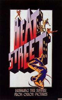 Beat Street - 11 x 17 Movie Poster - Style B - Museum Wrapped Canvas