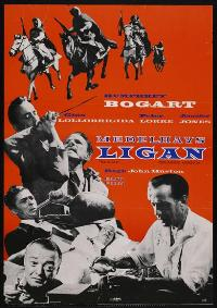 Beat the Devil - 27 x 40 Movie Poster - Swedish Style A
