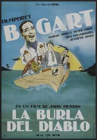 Beat the Devil - 27 x 40 Movie Poster - Spanish Style A
