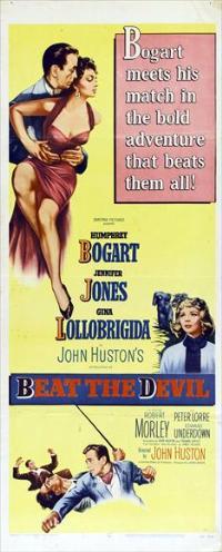 Beat the Devil - 14 x 36 Movie Poster - Insert Style B