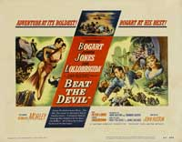 Beat the Devil - 22 x 28 Movie Poster - Half Sheet Style A