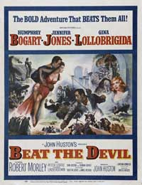 Beat the Devil - 11 x 17 Movie Poster - Style B