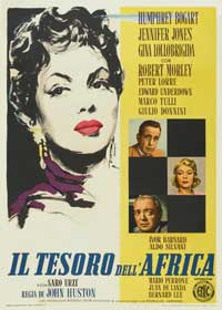 Beat the Devil - 11 x 17 Movie Poster - Italian Style A