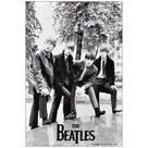 Beatles - The Please Please Me 1963 Large Canvas Print