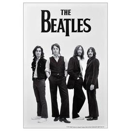 Beatles - The White Album 1969 Large Canvas Print