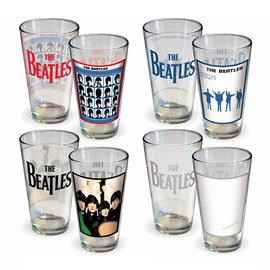 Beatles - Album Covers Series 2 Pint Glass 4-Pack