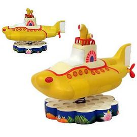 Beatles - Yellow Submarine Shakems Bobble Head
