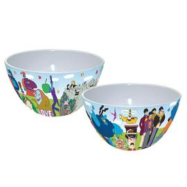 Beatles - Yellow Submarine 6-Inch Melamine Bowl