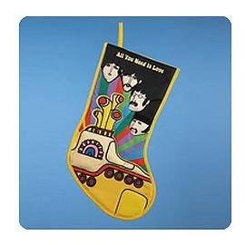 Beatles - Yellow Submarine All You Need Is Love Stocking