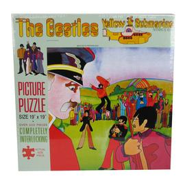 Beatles - Yellow Submarine Puzzle