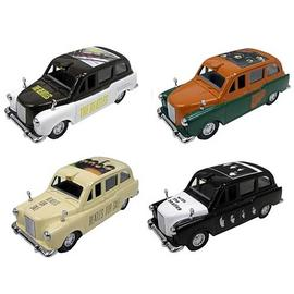 Beatles - Die-Cast Taxi Famous Covers Wave 2 Case