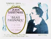 Beau Brummel - 11 x 14 Movie Poster - Style D