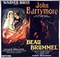 Beau Brummel - 30 x 30 Movie Poster - Style B