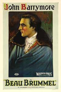 Beau Brummel - 11 x 17 Movie Poster - Style A