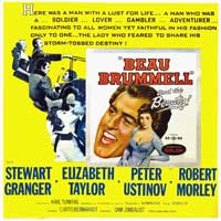 Beau Brummel - 30 x 30 Movie Poster - Style A