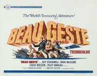 Beau Geste - 30 x 40 Movie Poster UK - Style B
