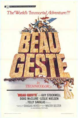 Beau Geste - 11 x 17 Movie Poster - Style A