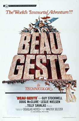 Beau Geste - 11 x 17 Movie Poster - Style B